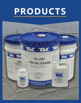 Manufacturer of Concrete Coatings for Commercial Use TK Products