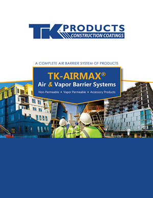 AIRMAX® SYSTEM BROCHURE Product line brochure for our air & vapor barriers.