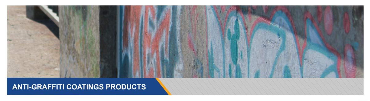 Commercial Anti-Graffiti Products