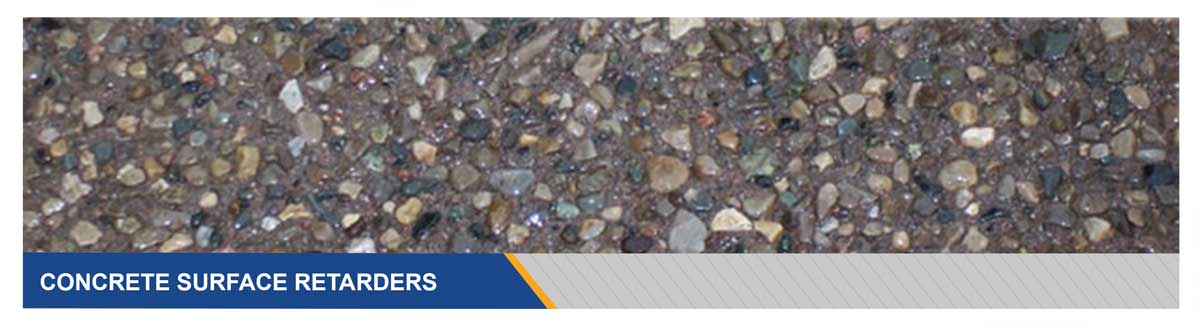Concrete Surface Retarder Products