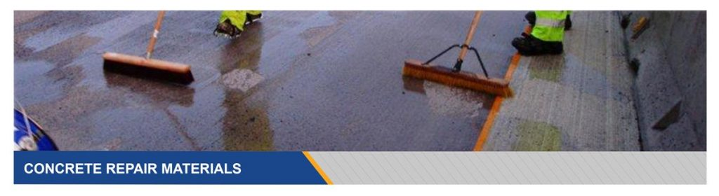Epoxy and Polyurea Concrete Repair Products - TK Products