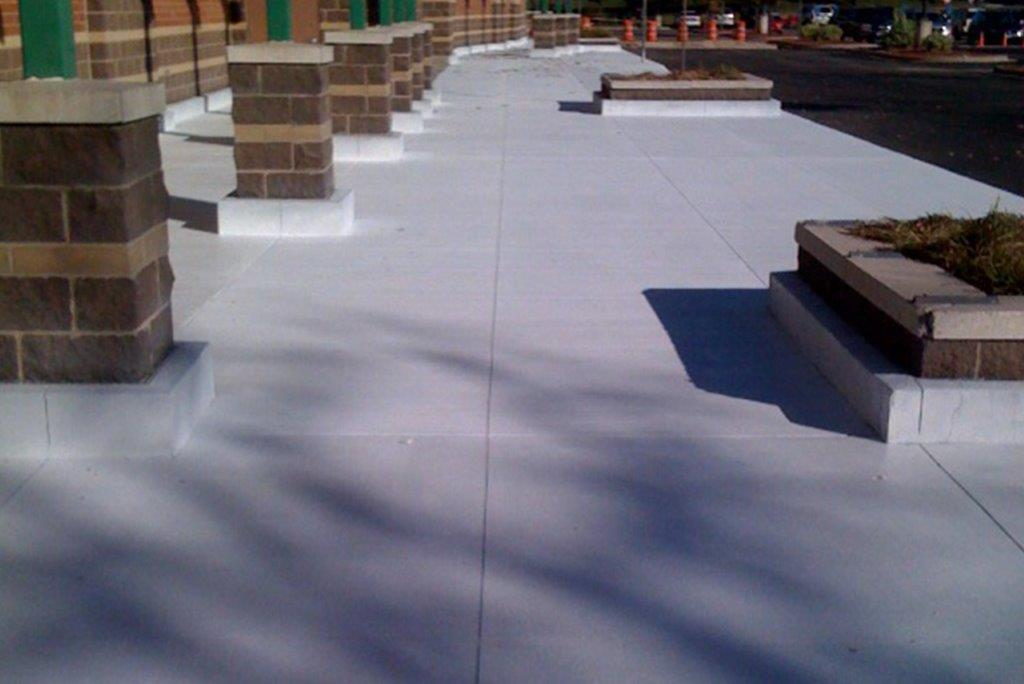 Commercial Project 1 Using TK Coating Products