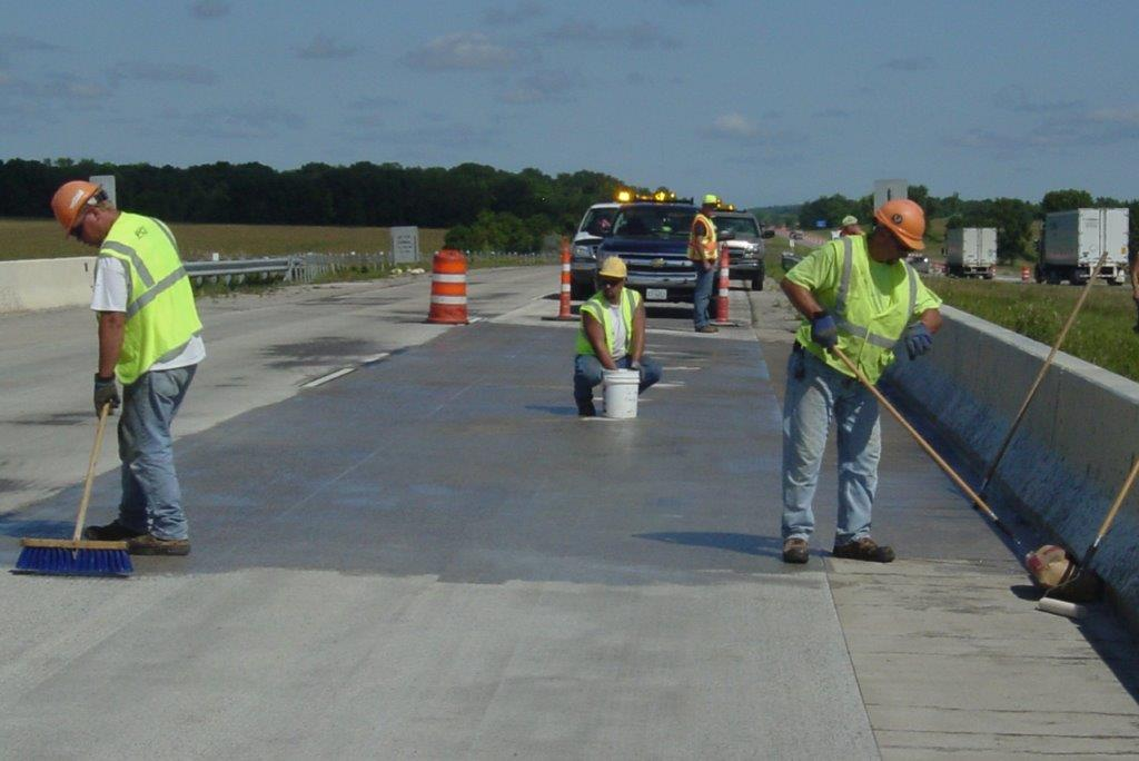 Department of Transportation Projects Using TK Products 13