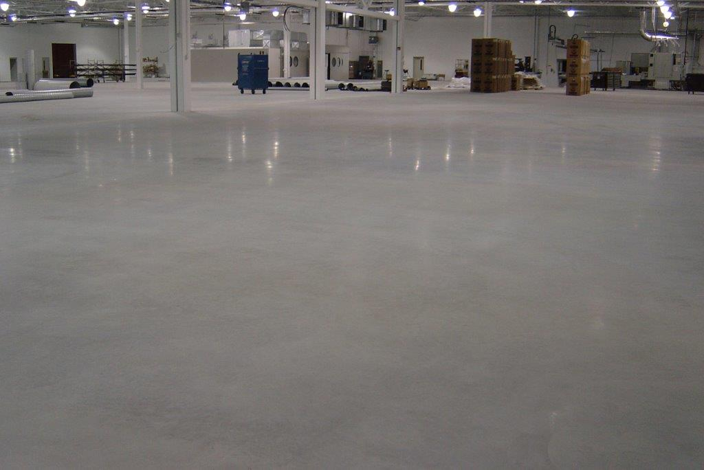 Concrete Flooring Decorative Finishes Using TK Products 1