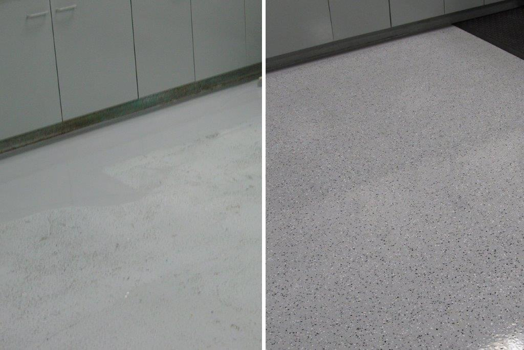 Concrete Flooring Decorative Finishes Using TK Products 7