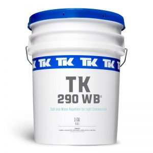 Light Commercial Water Based Salt and Water Repellent Product TK 290WB