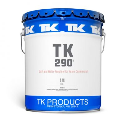 TK-290 Penetrate Salt and Water Repellent for Commercial Applications