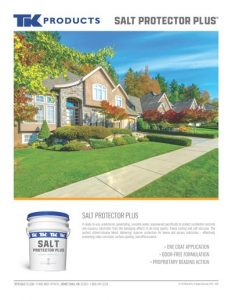 Sell Sheets Salt Protector Plus